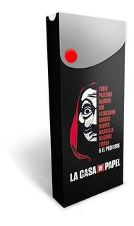 Cartuchera Casa De Papel Caja Compacta Keepermate
