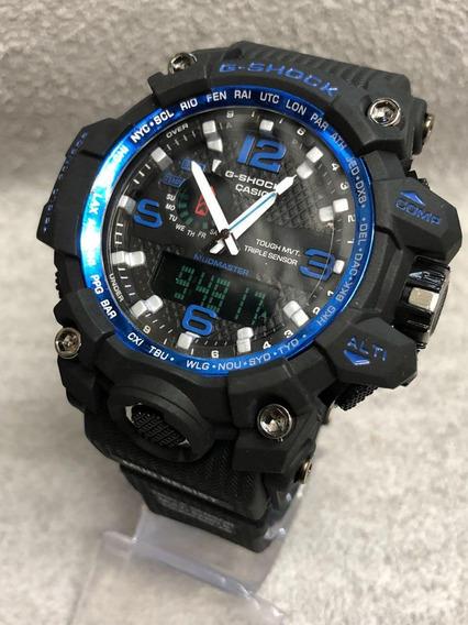 Relógio Casio G Chok Mudmaster 100% Fucional