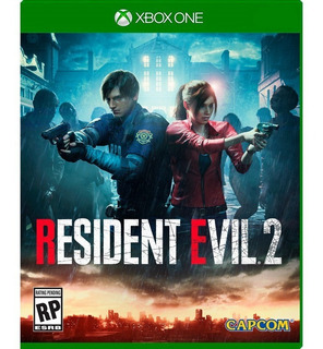 Resident Evil 2 Deluxe Edition Xbox One Renta