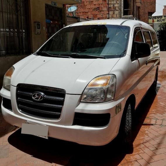 Hyundai Starex 2008 Pasajeros - Perfecto Estado