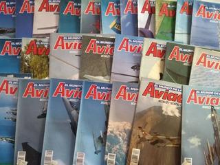 El Mundo De La Aviacion Revista Aviacion