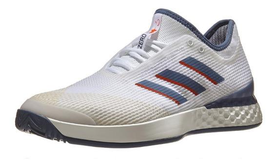 Tenis adidas Adizero Ubersonic 3 Blanco Ef1152
