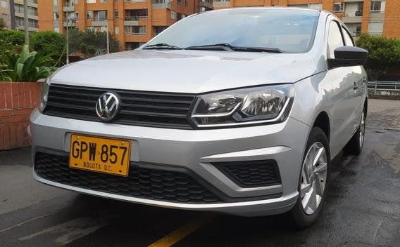 Volkswagen Voyage At 1.6 Cc A.a