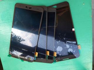 4 Módulos Pantalla De Samsung Note 4 Completos Nuevos (leer)