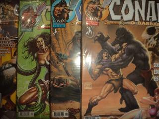 Conan O Barbaro Mythos 1 A 76 Completa Frete Gratis Excelent