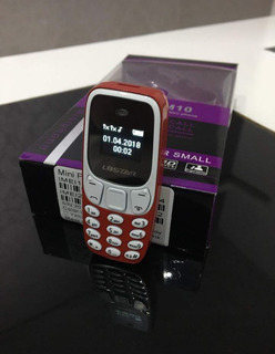 Telefono Basico Mini L8star Bm10 Antirobo Leer Descripcion