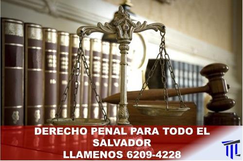 Imagen 1 de 9 de Servicios Legales En Materia Penal Y Penitenciaria Desde