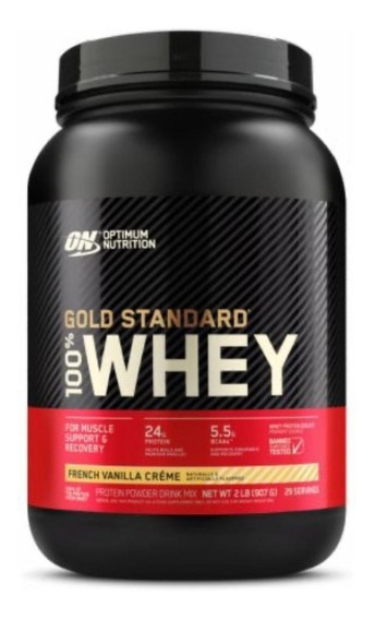 Ns Whey Gold Standard 2lb French Vanil - L a $59500