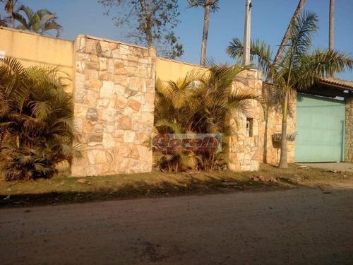 Imagem 1 de 23 de Chácara Com 2 Dormitórios, 800 M² - Venda Por R$ 650.000,00 Ou Aluguel Por R$ 4.000,00/mês - Granja Dos Jurupes - Santa Isabel/sp - Ch0073
