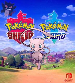 Mew 6 Ivs Nivel 100 Pokémon Espada Escudo Sword Shield