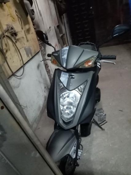 Vendo Moto Automatuca