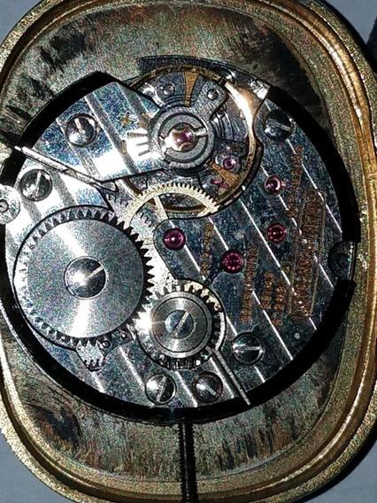 Reloj Girard Perregaux Chapa De Oro