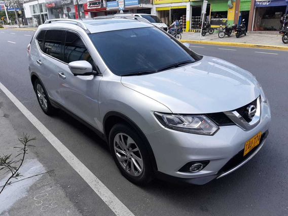 Nissan Xtrail 2500cc Automatica 4x4 Gasolina