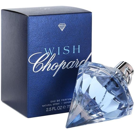 Wish Chopard Edp 30ml - Perfume Feminino Gourmand