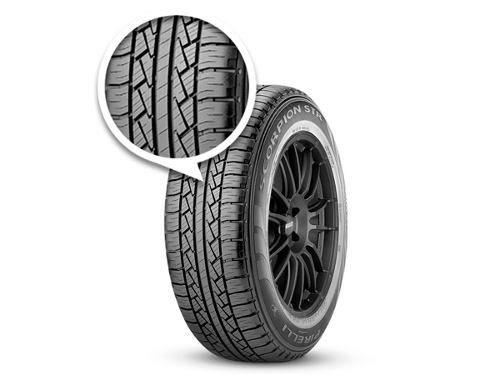 Llanta Pirelli P245/50r50 102h Scorpion-str Ford Edge Oem