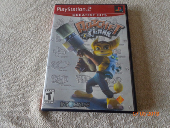 Playstation 2 Ratchet & Clank Greatest Hits