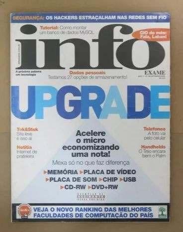Revista Info Exame 198- Setembro 2002