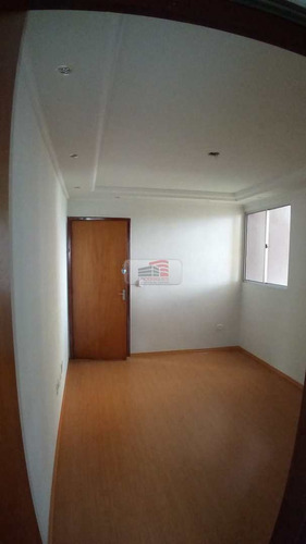 Apartamento Com 2 Dorms, Alves Dias, São Bernardo Do Campo - R$ 215 Mil, Cod: 1967 - V1967