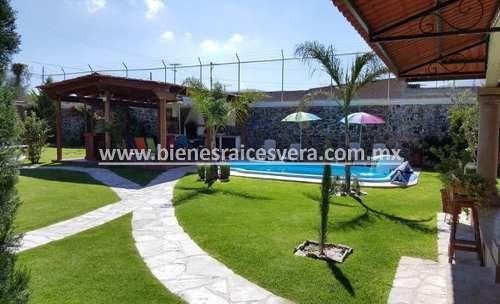 Casa Jocely En Renta De Fin De Semana En Tequisquiapan, Qro.