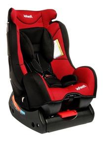 Silla De Auto Barletta Rojo - Infanti