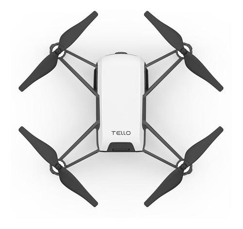 Drone Ryze DJI Tello Boost Combo com câmera HD branco