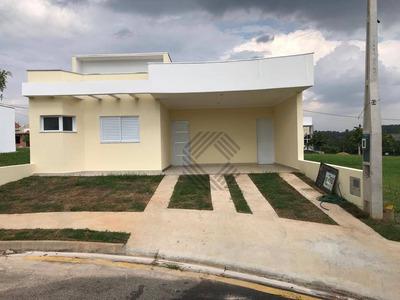 Casa Com 3 Dormitórios , 92 M² - Condomínio Terras De São Francisco - Sorocaba/sp - Ca6383