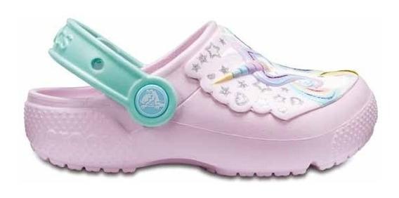 Zapato Crocs Niño Crocs Fun Lab Clog Unicornio