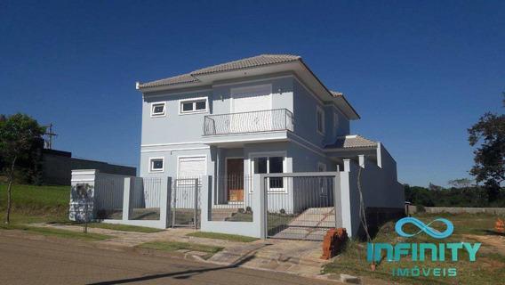 Casa Com 4 Dorms, Reserva Do Arvoredo, Gravataí - R$ 849 Mil, Cod: 490 - V490