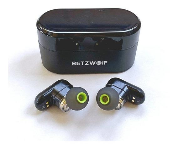 Fone Bluetooth 5.0 Blitzwolf Bw-fye7 No Brasil Envio Rápido