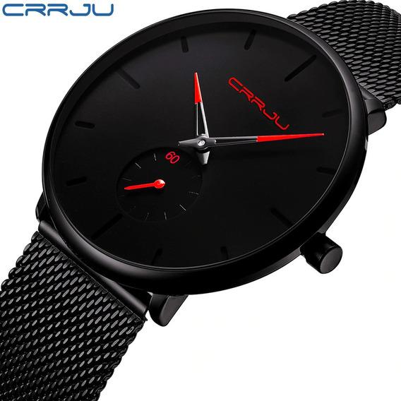 Relógio Crrju 2150 Original Elegante Charmoso Pronta Entrega