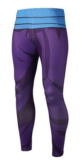 Leggings Goku Vegeta Gohan Dragon Ball Sayayin Leggins