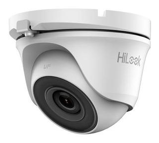 Camara Seguridad Domo Hp 1080p 2mp 2.8mm Multiformato Hilook