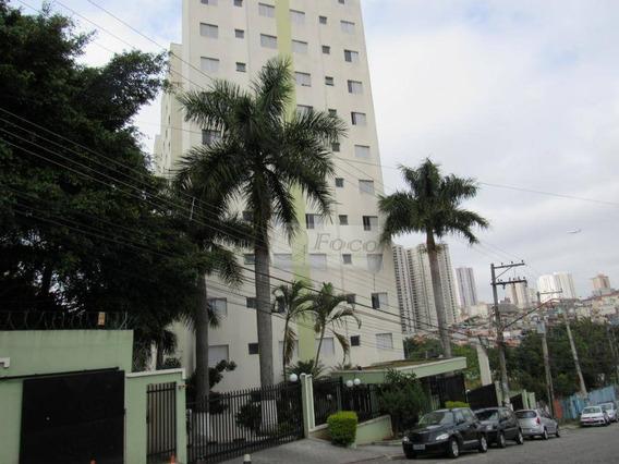 Apartamento Residencial Para Venda E Locação, Picanco, Guarulhos. - Ap0669