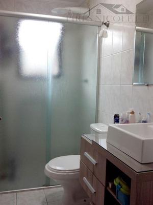 Apartamento Residencial À Venda, Estuário, Santos. - Ap1100
