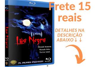 Bluray Lua Negra Legendado Original Frete 15 Reais