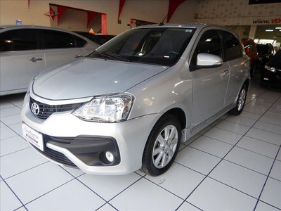 Toyota Etios 1.5 Xls 16v Flex 4p Automatico 2018