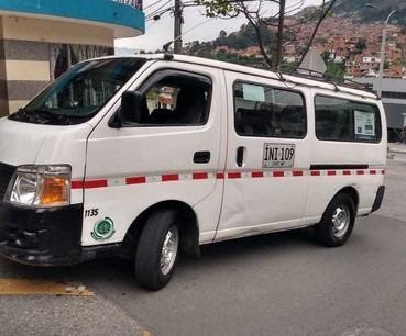 Nissan Urvan, 2008 Servicios Especiales