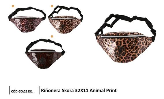 Riñonera Skora Animal Print
