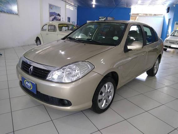 Renault Symbol Privilège Hi-flex 1.6 16v 4p