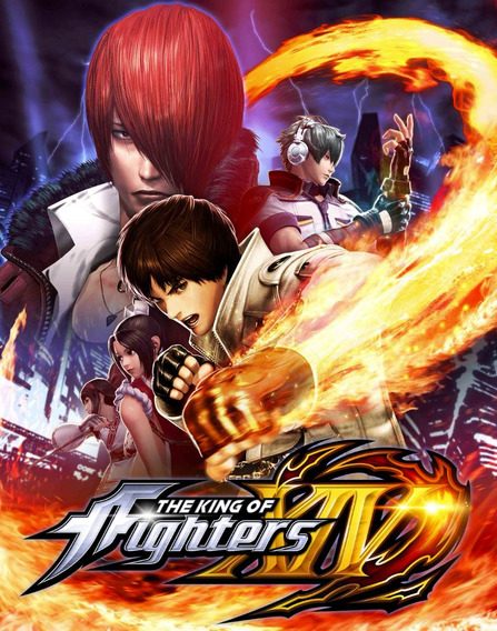 The King Of Fighters Xiv (mídia Física) Pc Frete Gratis