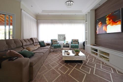 Imagem 1 de 30 de Casa À Venda Em Parque Prado - Ca005600