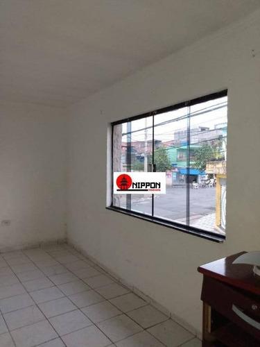 Casa Com 3 Dormitórios À Venda Por R$ 450.000,00 - Jardim Santa Inês - Guarulhos/sp - Ca0294