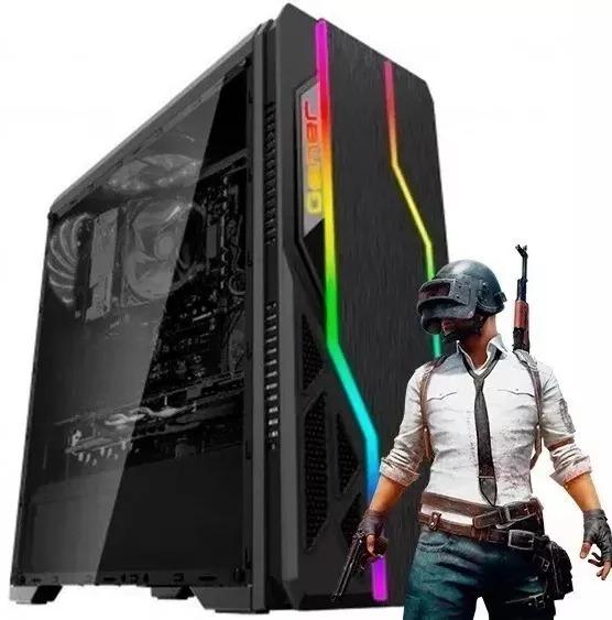 Cpu Gamer Intel/ Core I5/ 8gb/ 1tb/rx 550 4gb / Wi-fi/