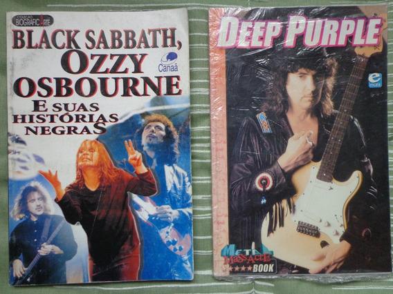 Biografias: Black Sabbath, Deep Purple