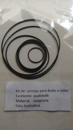 Kit Correias Aiwa F9,f12,f15,f959 3 Cds
