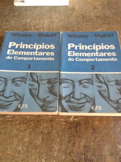 Princípios Elementares Do Comportamento-whaley/malott