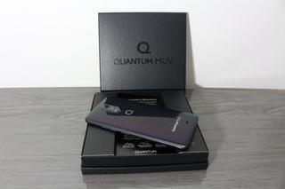 Celular Smartphone Quantum Q5 Müv Pro 16gb 4g Android Azul