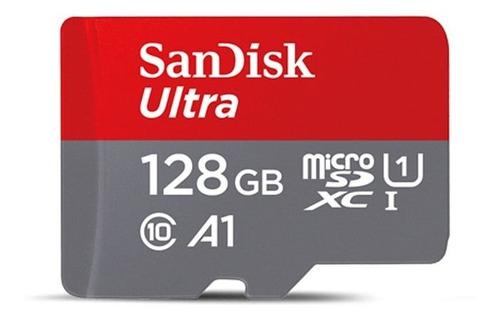Cartão De Memória De Cartão Micro Sd 128gb Com Cartão Tf