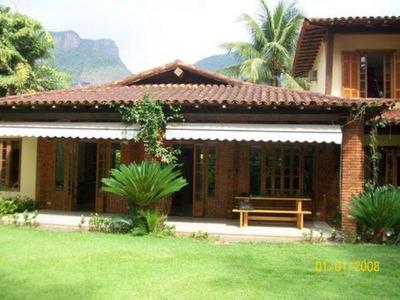 Casa A Venda Na Barra Da Tijuca Condomínio Vila Do Golfe - B-65616 - 2604410