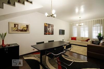 Casa Mobiliada Com 4 Dormitórios E 2 Garagens - Id: 892928435 - 228435